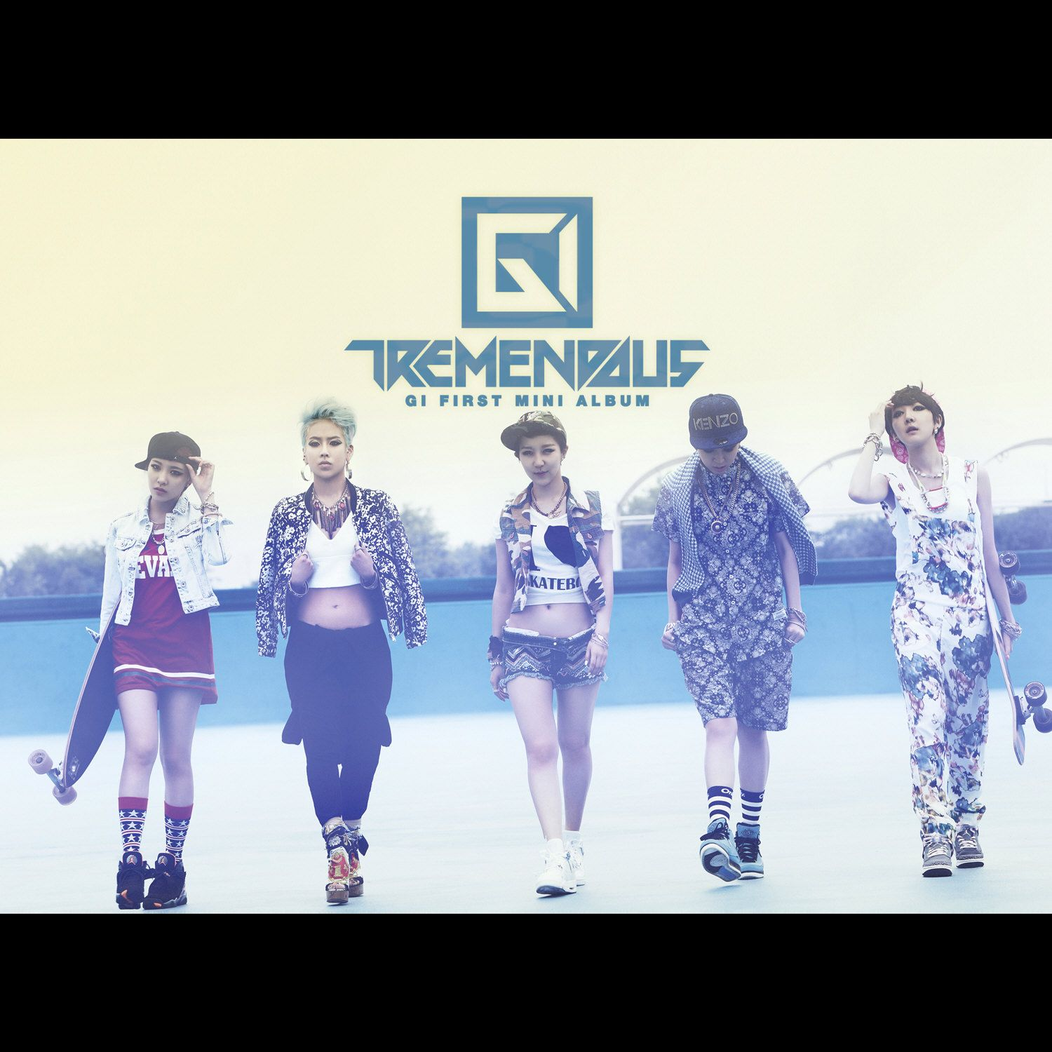 [Mini Album] GI   Tremendous