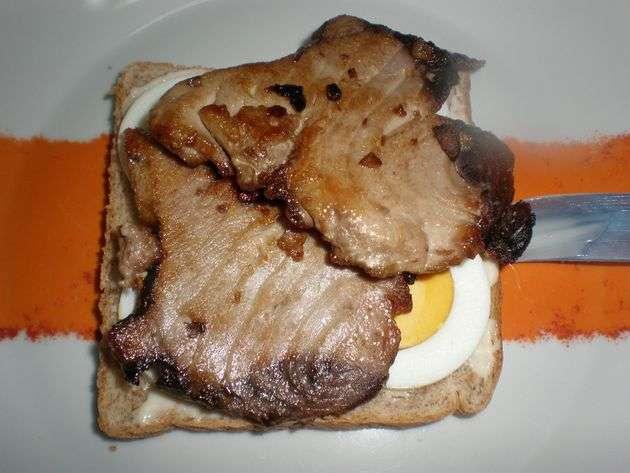 panconatn - ▷ Filetes de atún y huevos, en sándwiches