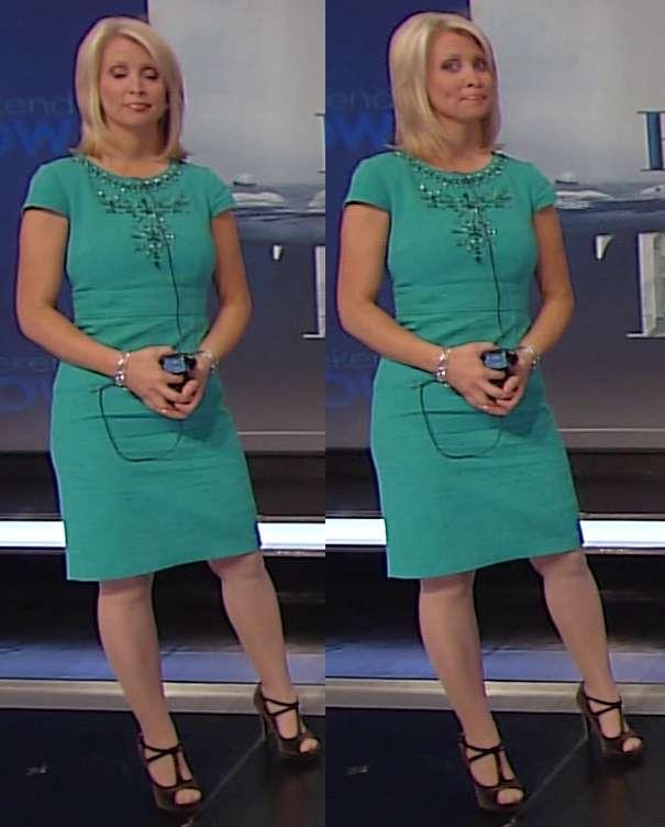 Heather Tesch Weather Channel