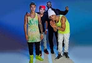 MAEJOR ALI Justin Bieber Juicy J