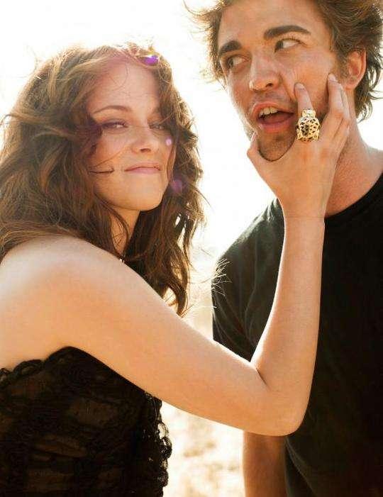 Robert y Kristen