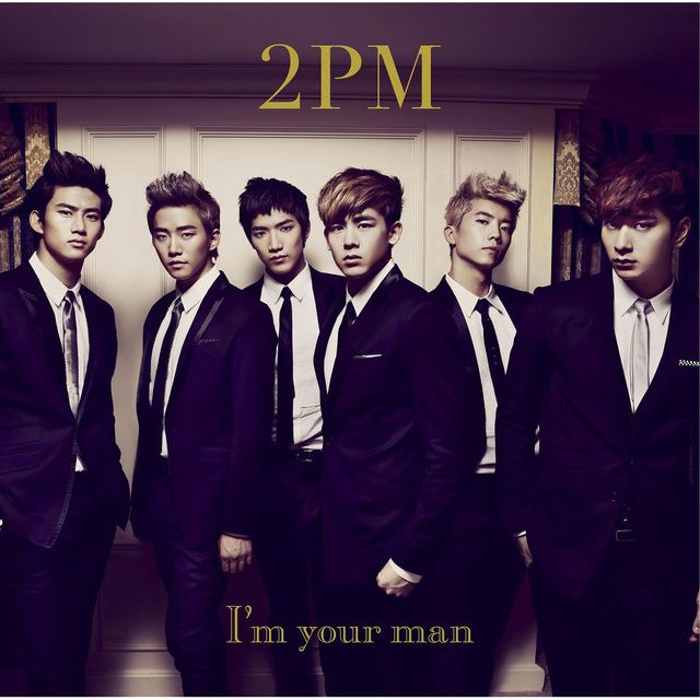 2pm Im Your Man Single Download